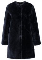 Cappotto classico - navyblue