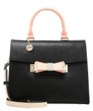 Borsa a mano - black/light pink/light grey/nude