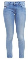 SOPHIE  - Jeans slim fit - azur
