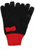 Guanti - black/red