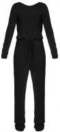 VISILIA - Tuta jumpsuit - black