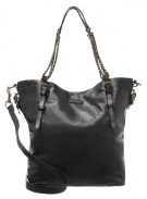 MANOU - Shopping bag - black