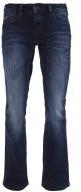 SOPHIE BOOTCUT  - Jeans bootcut - dark-blue denim