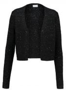 VIMINTY - Cardigan - black