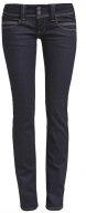 VENUS - Jeans a sigaretta - dark denim