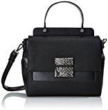 Bulaggi Michelle handbag, Borsa a mano donna Nero Schwarz (Black 10) 29x22x12 cm (B x H x T)