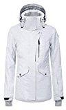 ICEPEAK giacca da donna Teresa, bianco ottico