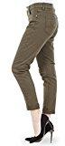 Ex Famous Store - Comodi Jeans aderenti da donna in cotone Jeans elasticizzati affusolati Slim Fit da donna