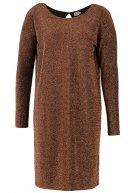 Vestito di maglina - bronze