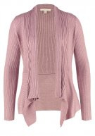 Cardigan - dark old pink