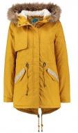 Cappotto invernale - mustard