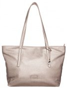 Shopping bag - platin