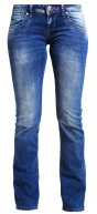 VALERIE - Jeans bootcut - carmita wash