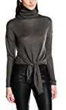 Only Onlrio L/S Pullover Knt, Felpa Donna