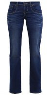 VALERIE - Jeans bootcut - tiana wash