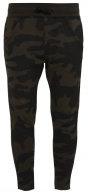 SASIL SW PANT  - Pantaloni sportivi - asfalt/carbon