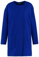 Benetton Cappotto classico royal blue