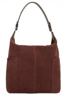 SANCHO - Shopping bag - wine