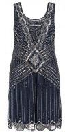 ATHENA - Vestito elegante - dark blue