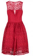 NURIA - Vestito elegante - red