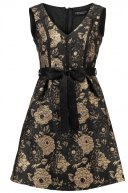 Dorothy Perkins Vestito elegante metallic