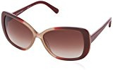 Calvin Klein - Occhiali da sole CK7859 Ovali, Donna, 643 Burgundy & Mauve Gradient