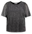 BOLETHE - T-shirt con stampa - black