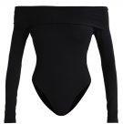 ANGELICA BLICK CONCIDIRATION                  - Maglietta a manica lunga - black
