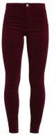 STEFFI - Pantaloni - burgundy
