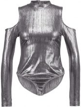 Glamorous Maglietta a manica lunga silver
