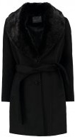 VMSAFIRE RICH - Cappotto corto - black