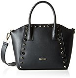 Guess - Alanis Medium Satchel, Borsa a mano Donna