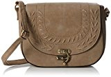 New LookWestern Stitch Saddle - Borsa a tracolla donna