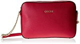 Guess - Isabeau Large Crossb Top Zip, Borsa a tracolla Donna