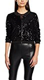 Only Onlnew Sequins L/S Bomber Jrs, Giacca Donna