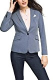 ESPRIT - 036eo1g016 - Cotton-mix, Blazer Donna