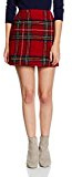New Look Petite Tartan Check A Line, Gonne Donna