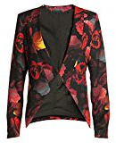 Guess Ls Draped Blazer, Giacca Donna