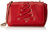 Guess - Dahlia Crossbody Flap, Borsa a mano Donna