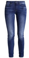 3301 HIGH SKINNY  - Jeans slim fit - yzzi stretch denim