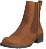 Clarks Orinoco Club, Stivali Chelsea Donna, Marrone (Brown Snuff), 38 EU