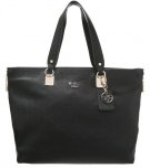 SHANTAL  - Shopping bag - black