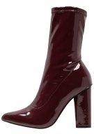 Stivaletti - burgundy