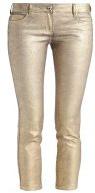 Jeans Skinny Fit - gold denim