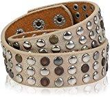 Style breaker il braccialetto dell''involucro con borchie stile Vintage, con borchie, ltext 05040050