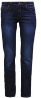 Jeans a sigaretta - dark-blue denim