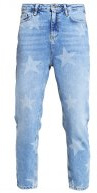 LAZERED - Jeans baggy - light blue