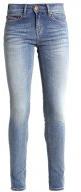 MID RISE SKINNY NORA  - Jeans Skinny Fit - blue denim
