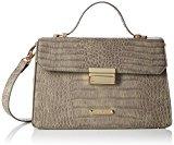 LYDCSartorial Croc Grab Bag - Borsa con Maniglia donna