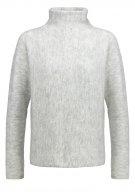NORTON - Maglione - white melange